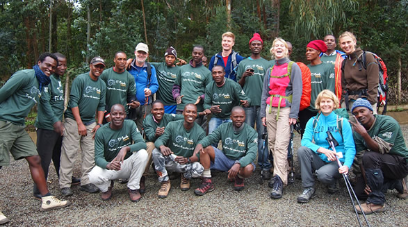 Africa safari tour-World Expeditions-El Mundo Safaris -Kilimanjaro