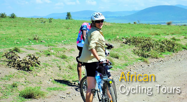 exciting adventurevacation, African cycling tours