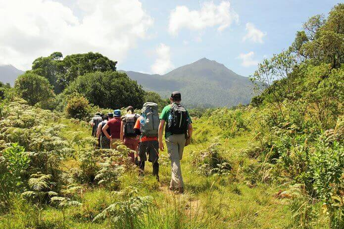 Walking Safaris Tanzania