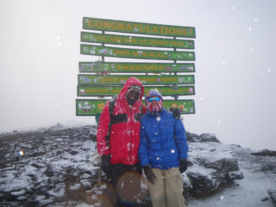 Mt Kilimanjaro Trekking