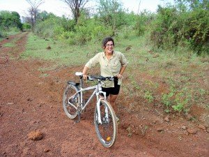 Alba Tello Ramia, safari en Africa , Tanzania Mountain Bicycle Safaris