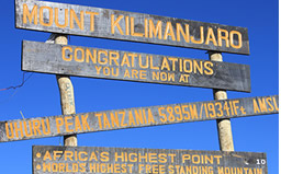 Machame, Kilimanjaro Expedition