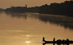 Mbandaka Lisala Congo Rive