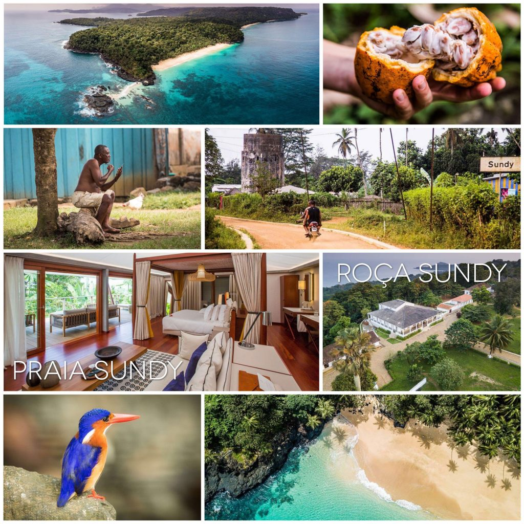 7 Night Package São Tomé and Príncipe